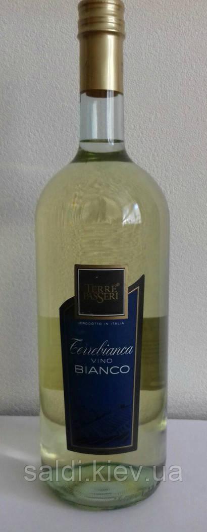 Вино белое сухое Terre Passeri Bianco Киев