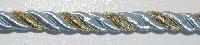 Шнур декоративный для натяжных потолков 10 мм
