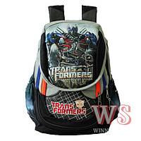Рюкзак Winner stile J-227 школьный Transformers