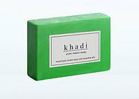 Натуральное Глицериновое Мыло С Нимом. Khadi Herbal  125 Гр