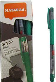 Ручка Шариковая зеленая. 0,7 мм 206501006 Nataraj Индия