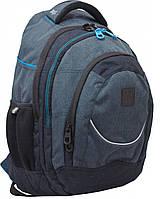 """Рюкзак подростковый Т-14 """"Carbon"""" 552674 для ноутбука"""
