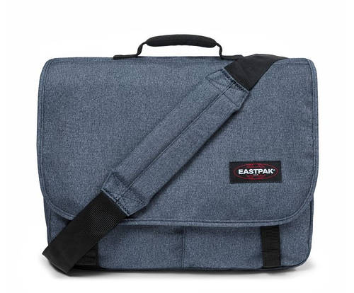 """Замечательная сумка для ноутбука 15"""" 20 л. Senior Eastpak EK30A82D синий"""