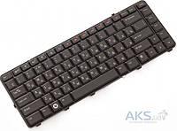Клавиатура для ноутбука Dell (Studio: 15, 1535, 1536, 1537, 1555, 1557, 1558) rus, black, подсветка клавиш