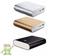 Портативный аккумулятор зарядка Xiaomi Mi 10400mAh