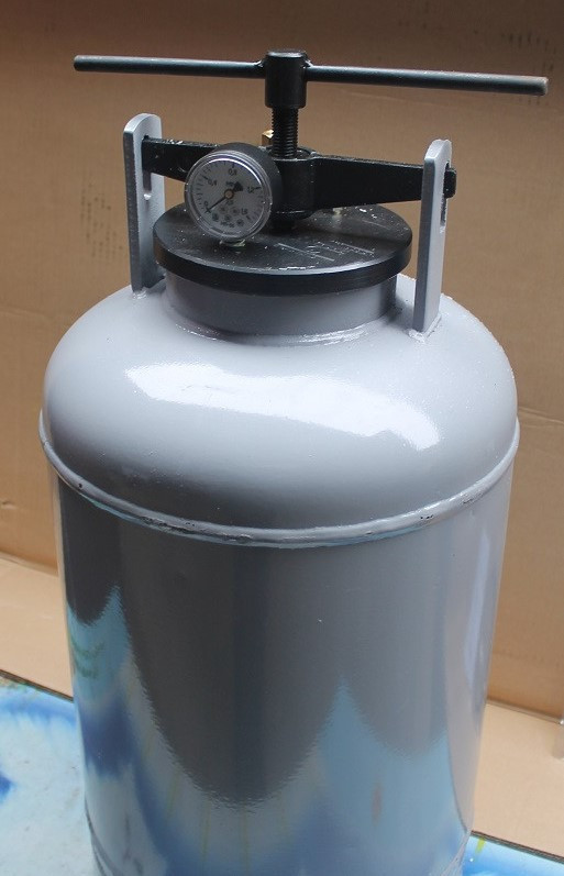Газовый автоклав для домашнего консервирования купить самогонный аппарат магарыч с сухопарником цена