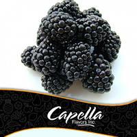 Ароматизатор Capella Blackberry (Ежевика)  2,5 мл