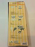 Набір для виготовлення квітів з паперу Півонія, фото 5