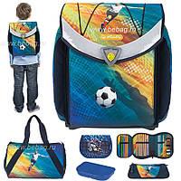 Школьный ранец с наполнением  Herlitz Flexi Plus Goal 11407434