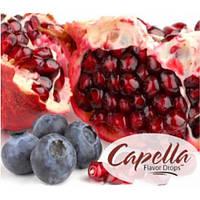 Ароматизатор Capella Blueberry Pomegranate with Stevia (Чернично-Гранатовый Коктейль)  2,5 мл
