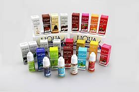 Жидкость для электронных сигарет Liqua 10 шт., фото 3