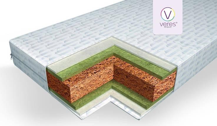 Матраc в кроватку Верес Veres Eco, 10 см, фото 2