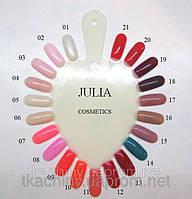 Гелевый лак Julia
