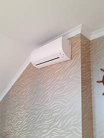 Монтаж мульти сплит-систем Daikin в частном доме н.п. Белогородка. 3