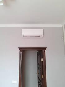 Монтаж мульти сплит-систем Daikin в частном доме н.п. Белогородка. 6