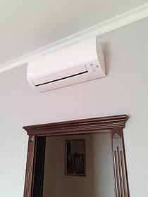 Монтаж мульти сплит-систем Daikin в частном доме н.п. Белогородка. 7