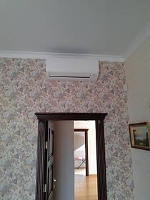 Монтаж мульти сплит-систем Daikin в частном доме н.п. Белогородка. 5