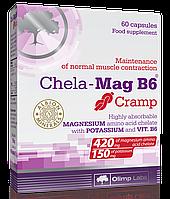 Olimp Chela-Mag B6 Cramp 60 caps