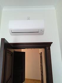 Монтаж мульти сплит-систем Daikin в частном доме н.п. Белогородка. 8