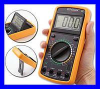 Цифровой мультиметр тестер DT-9205A