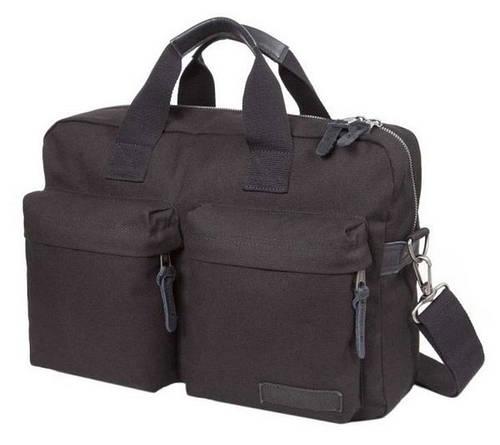 """Качественная сумка для ноутбука 15"""" 21,5 л. Tomec CRAGGED Eastpak EK02363I черный"""