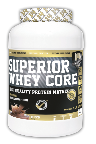 Протеїн Superior 14 Superior Whey Core 2270g