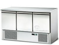Холодильный стол GGM Gastro SAS147EN