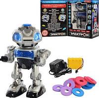 Робот интерактивный Tongde 694686 R / TT903A Электрон на голосовом управлении