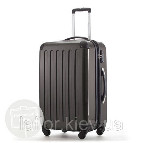 Дорожный чемодан Hauptstadtkoffer Alex Midi графитовый, фото 2