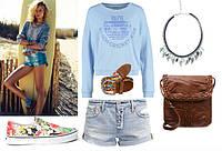 В серферском стиле - одежда и аксессуары подходяшие на лето