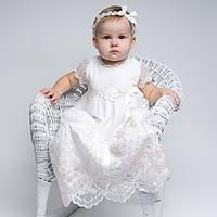 Платья, сарафаны и туники для новорожденных оптом