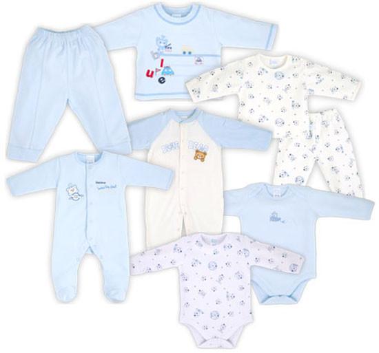 Одежда для новорожденных оптом по низким ценам