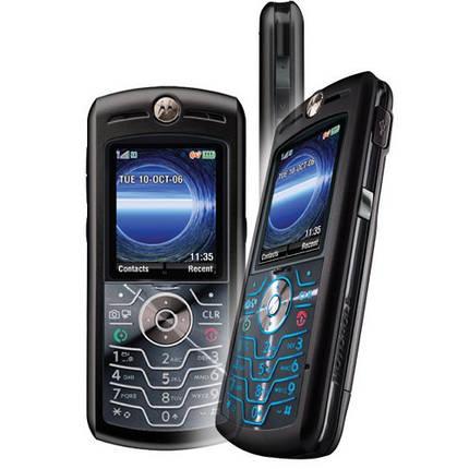 Телефон Motorola l7c CDMA , фото 2