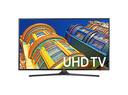 Телевизор Samsung UE40KU6300 (PQI 1400Гц, Ultra HD 4K, Smart, Wi-Fi) , фото 2