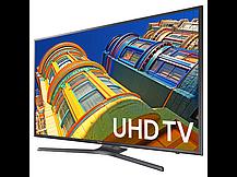 Телевизор Samsung UE40KU6300 (PQI 1400Гц, Ultra HD 4K, Smart, Wi-Fi) , фото 3