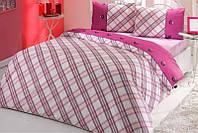 Полуторный комплект постельного белья Altinbasak Energy, ранфорс, Турция