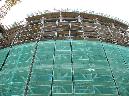 Защитная фасадная сетка, фото 4