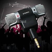 Микрофон для телефона. Портативный микрофон