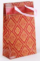 Подарочный пакет. Размер 11х18х5 Малый