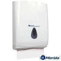 Держатель для бумажных полотенец 500 шт. Merida Top Maxi Серый