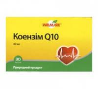 """Коэнзим ""Q10-убинхон,антиоксидант-Чехия капсулы 30 шт"