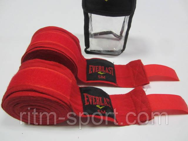 Бинты для бокса Everlastт 5 м
