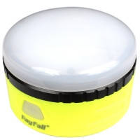 2 в 1 - Фонарь + Power bank Rayfall L4R (Cree XB-D + Red LED, 200 Lumen, 6 режимов, USB), лайм