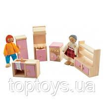 Набор мебели для кукол МДИ - Кухня (Д272)