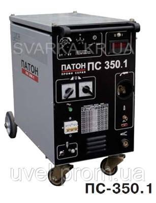Полуавтомат сварочный ПС-350.1 DC MIG/MAG Патон - ООО «Ювел ЛТД» в Кривом Роге