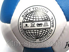 Мяч футбольный OFFICIAL (№5, 5 слоев, ручная сшивка), фото 3