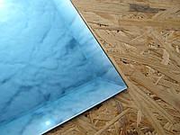 Плитка зеркальная треугольник зеленая, бронза, графит 400мм фацет 10мм, фото 1