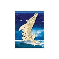 Объемный пазл МДИ - Горбатый кит (Ш001)
