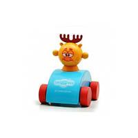 Деревянные игрушки МДИ - Машинка Лосяша (Д339)