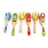 Деревянные игрушки МДИ - Кастаньеты большие (Д312)